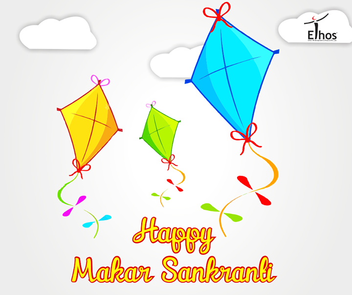 May the winds of change bring positivity & happiness in your life..  #KiteFlying #Sankranti #Ahmedabad
