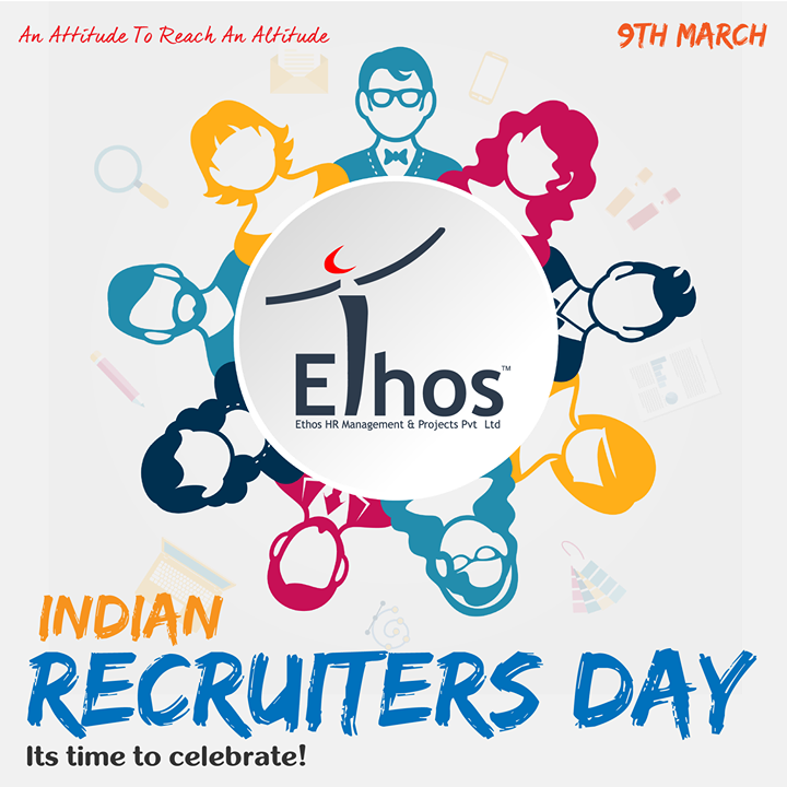 #IndianRecruitersDay  Its time to celebrate each other! We, the proud recruiters!