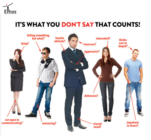 Ethos India,  silent, NonVerbalCommunication, BodyLanguage, EthosHR, EthosIndia, JobsforYou
