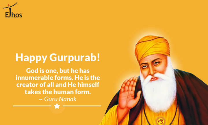 May the guidance of the Gurus always light your path! Happy #Gurpurab  #GuruNanakJayanti