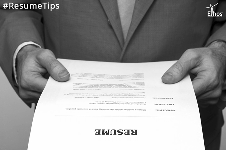 #ResumeTip  Your resume should be tailored to the position. This includes updating your resume frequently to include your most recent accomplishments.   #EthosHR #EthosIndia #JobsforYou