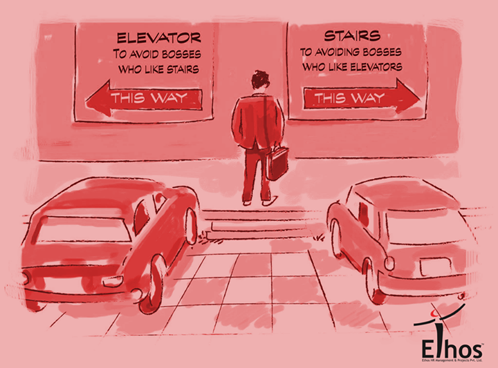 Which way are you willing to take?  #TGIF #FridayFun #EthosIndia