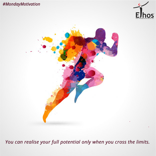 Cross the limits & take the leap of faith! Stay #motivated!