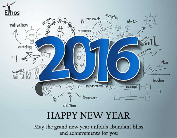 #NewYear wishes from Ethos India !