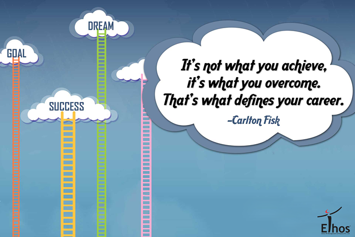 Overcoming your fears can help you define a career of our choice!  #Career #Achievements #Goals #Dreams #Success #EthosIndia #Ahmedabad