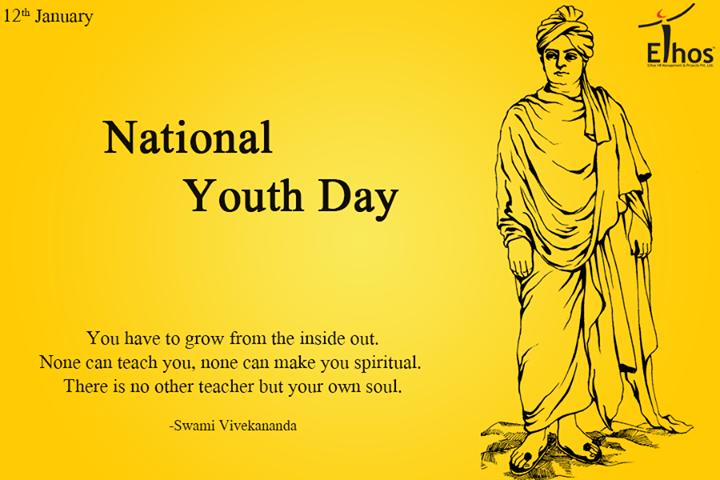 Ethos India,  SwamiVivekananda, BirthAnniversary, NationalYouthDay