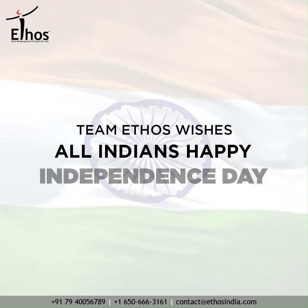Freedom for india!  #HappyIndependenceDay #IndependenceDay #IndianIndependenceDay #15August2021 #HappyIndependenceDay2021 #IndiaAt75 #EthosIndia #Ahmedabad #EthosHR #Ethos #HR #Recruitment #CareerGuide #India