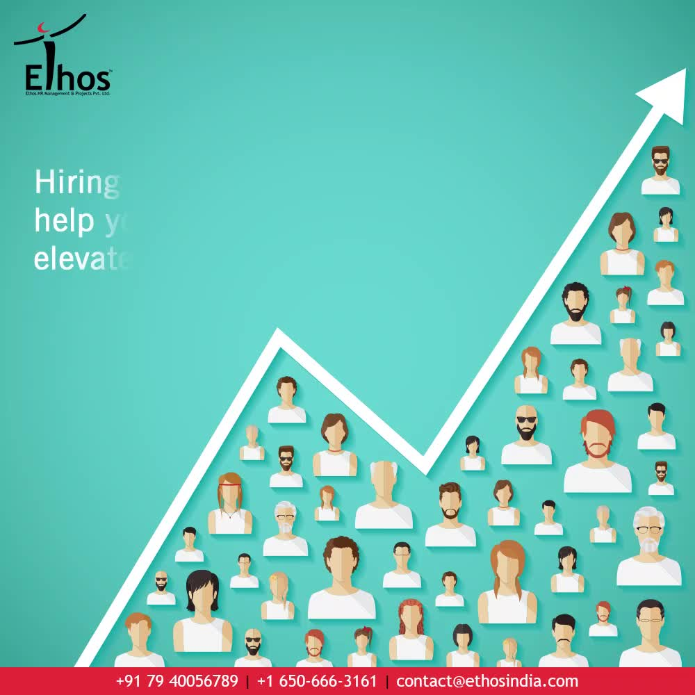 If you are an entrepreneur who has a holistic approach towards success then should be more careful, cautious and serious while selecting your employees.   Mark that,  hiring the right employees help your enterprise to elevate the success graph!  #CareerCounselling #OurServices #CareerOpportunity #EthosIndia #Ahmedabad #EthosHR #Ethos #HR #Recruitment #CareerGuide #India #EmployeeRecruitment