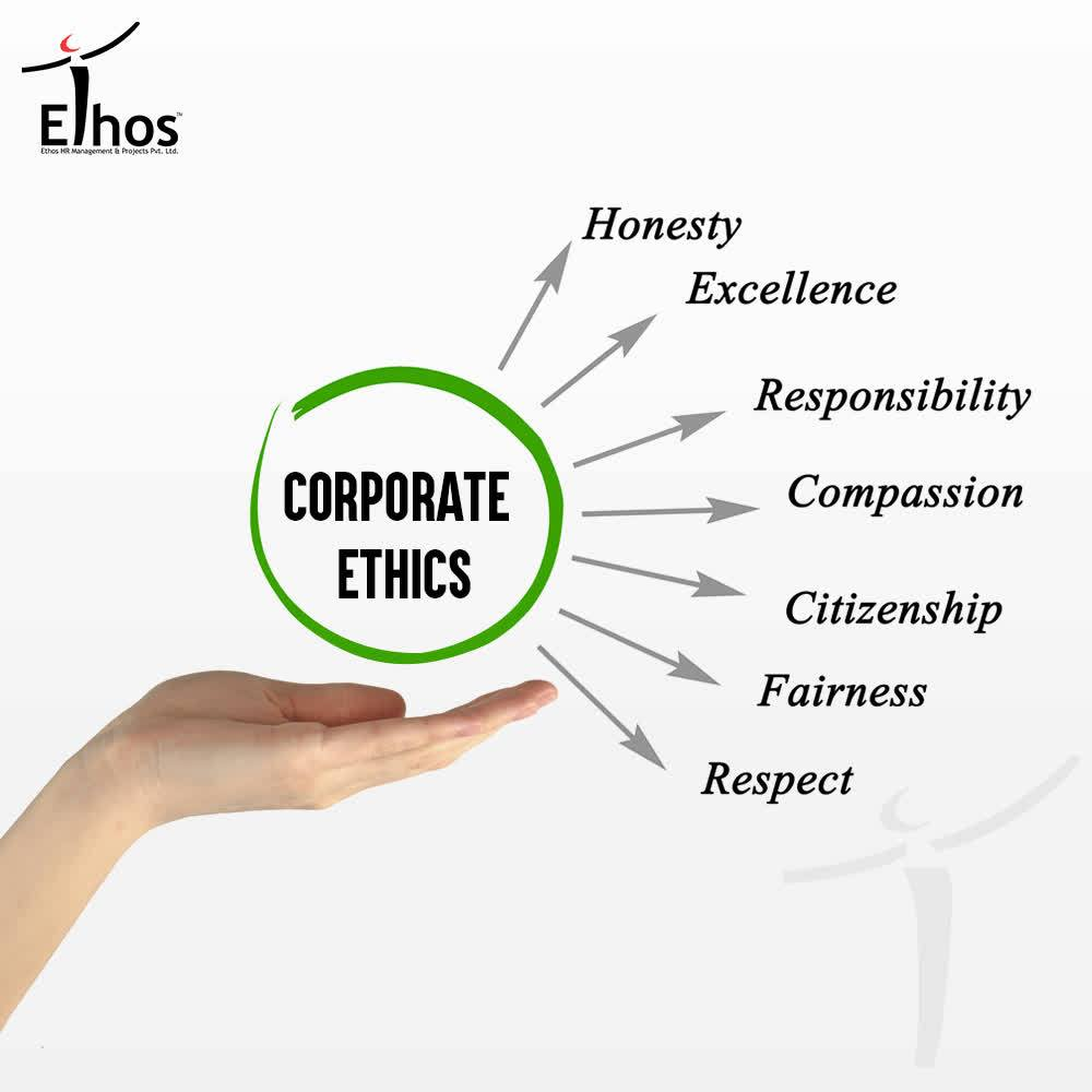 Ethics in business is important because it attracts customers to the firm's products, thereby boosting sales and profits.  #EthosIndia #Ahmedabad #EthosHR #Recruitment #Jobs #Change