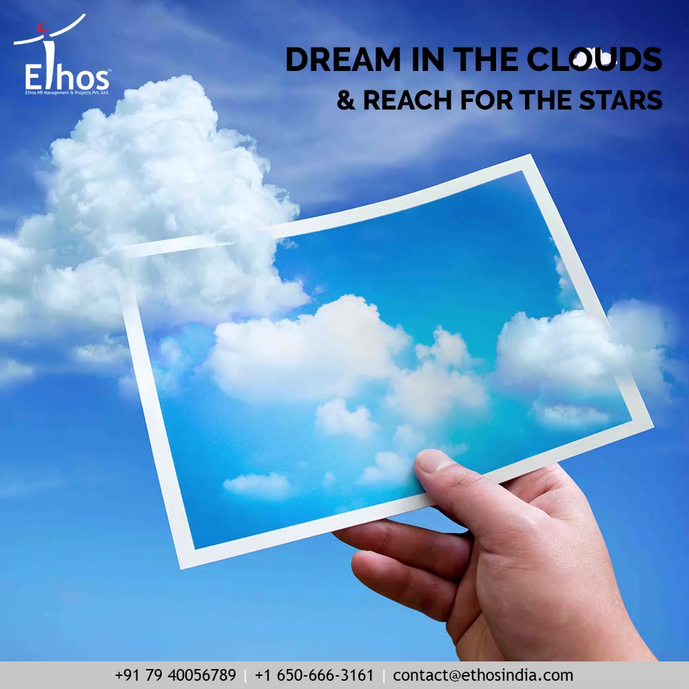 Life should be made a series of extraordinary events and success stories. Dream in the clouds & reach for the stars with Ethos India.  #JobRecruitment #EmployeeHiring #CareerCounselling #CareerGuidance #OurServices #CareerOpportunity #EthosIndia #Ahmedabad #EthosHR #Ethos #HR #Recruitment #CareerGuide #India