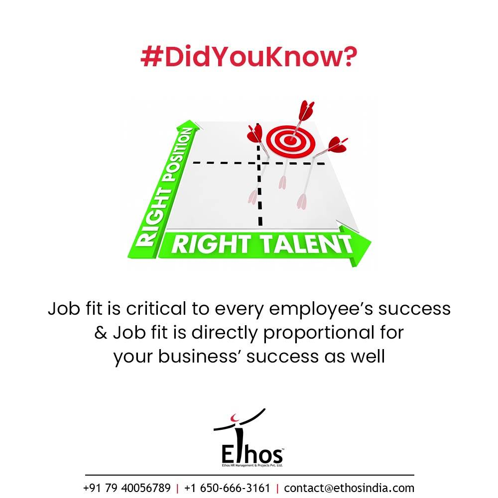 Are you a part of an organization that envisages hiring the most suitable candidates to reach the organizational goals more efficiently?  If yes, then pledge to find  the right job candidates for the job openings. Let your employee candidate screening be made more effective with Psychometric Testing.  #CareerCounselling #OurServices #CareerOpportunity #EthosIndia #Ahmedabad #EthosHR #Ethos #HR #Recruitment #CareerGuide #India