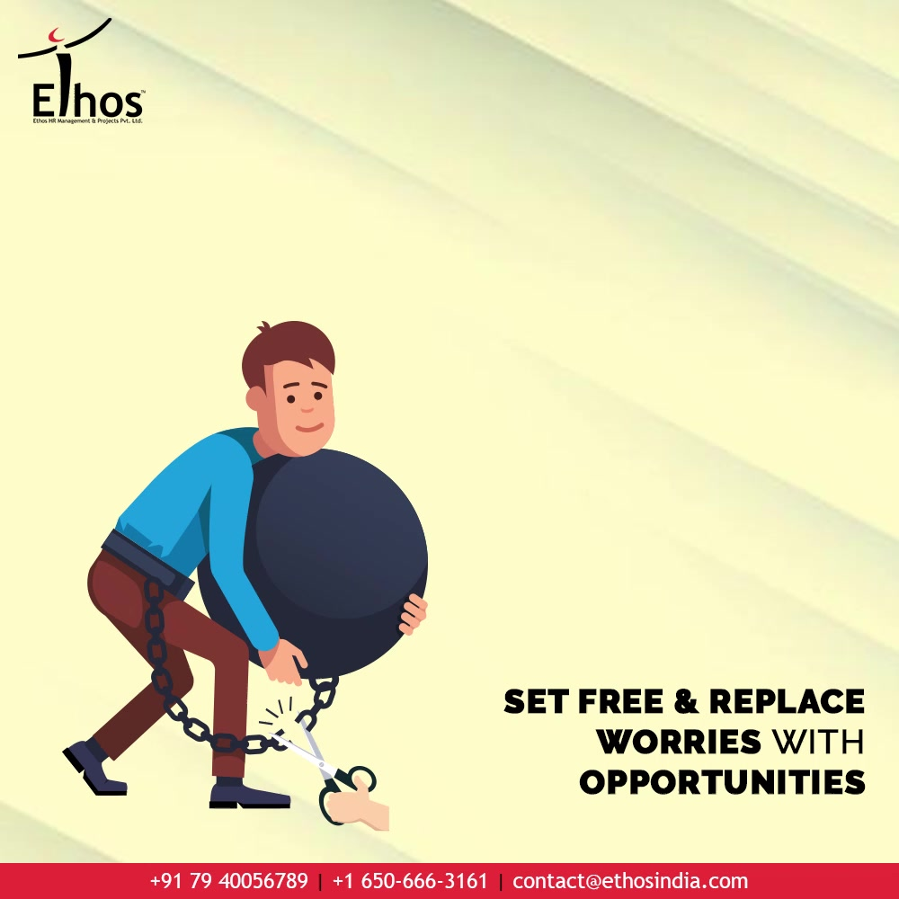 The journey of life becomes smoother when you get rid of the career related problems.  Break through the worries, set free and replace the confusions with opportunities.  #JobRecruitment #EmployeeHiring #CareerCounselling #OurServices #CareerOpportunity #EthosIndia #Ahmedabad #EthosHR #Ethos #HR #Recruitment #CareerGuide #India