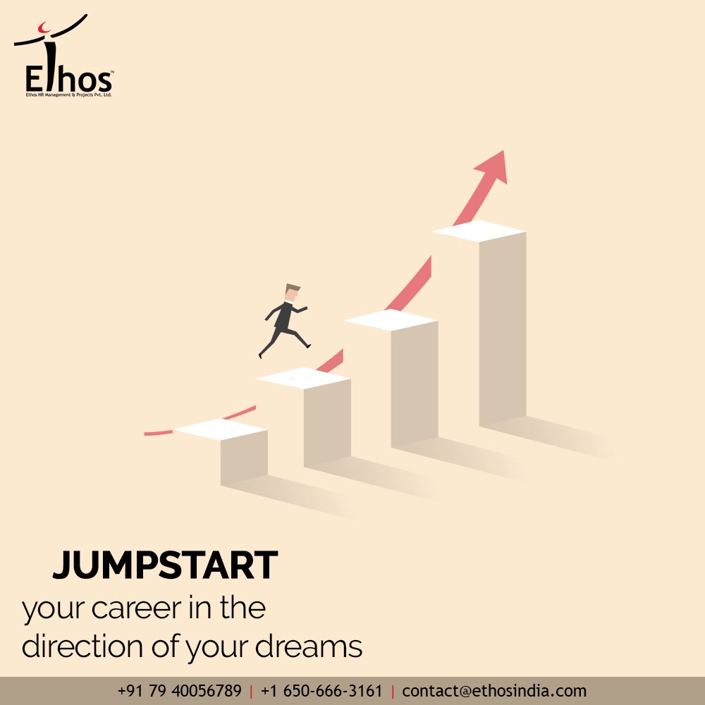 Life is too short to keep regretting about unemployment!  Get in touch with the right career guide to jumpstart your career in the direction of your dreams.  #EthosHR #Ethos #HR #Recruitment #CareerGuide #India