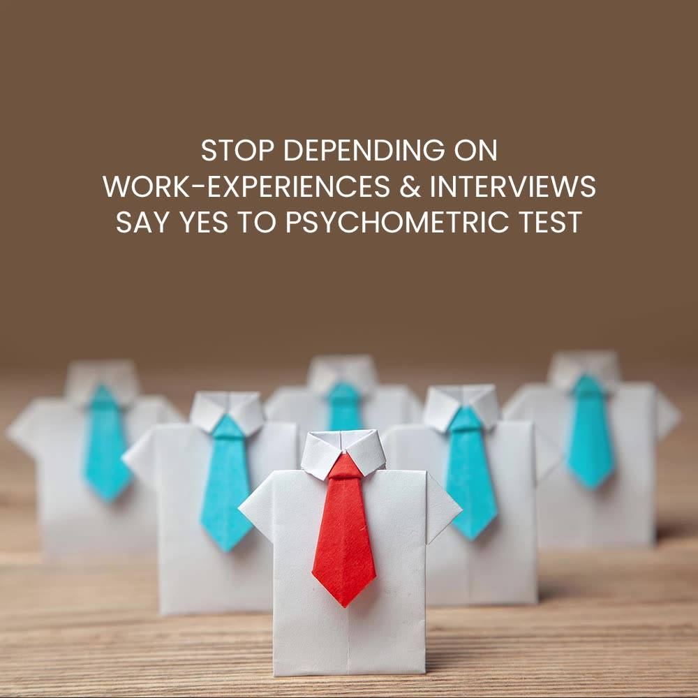 Never underestimate the hazardous consequences of wrong hiring because it can make your working environs completely topsy-turvy!  Being an expert career guide, at #EthosIndia we strongly advise the organizations to act wise & refrain from hiring wrong employees. Take a look at the consequences of Bad Hiring Decisions & understand that it is always better to learn from others mistakes: - It decreases the productivity - It disrupts the company culture - It leads to potential loss of customers & revenue Stop depending on work-experiences & interviews  So what you need to do while hiring new employees is stop depending on their work-experiences & interviews. Say yes to Psychometric Tests that are absolutely reliable. Stay tuned to learn more!  #CareerCounselling #OurServices #CareerOpportunity #EthosIndia #Ahmedabad #EthosHR #Ethos #HR #Recruitment #CareerGuide #India
