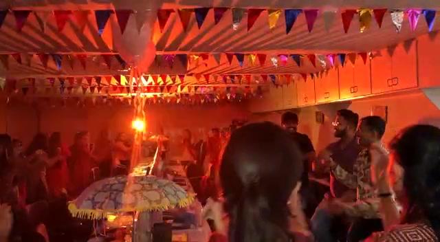 Navratri celebration at Ethos India!  #Garba #NavratriFever #IndianFestivals #ShubhNavratri #Festival #Celebration #EthosIndia #Ahmedabad #EthosHR #Recruitment #CareerGuide #India