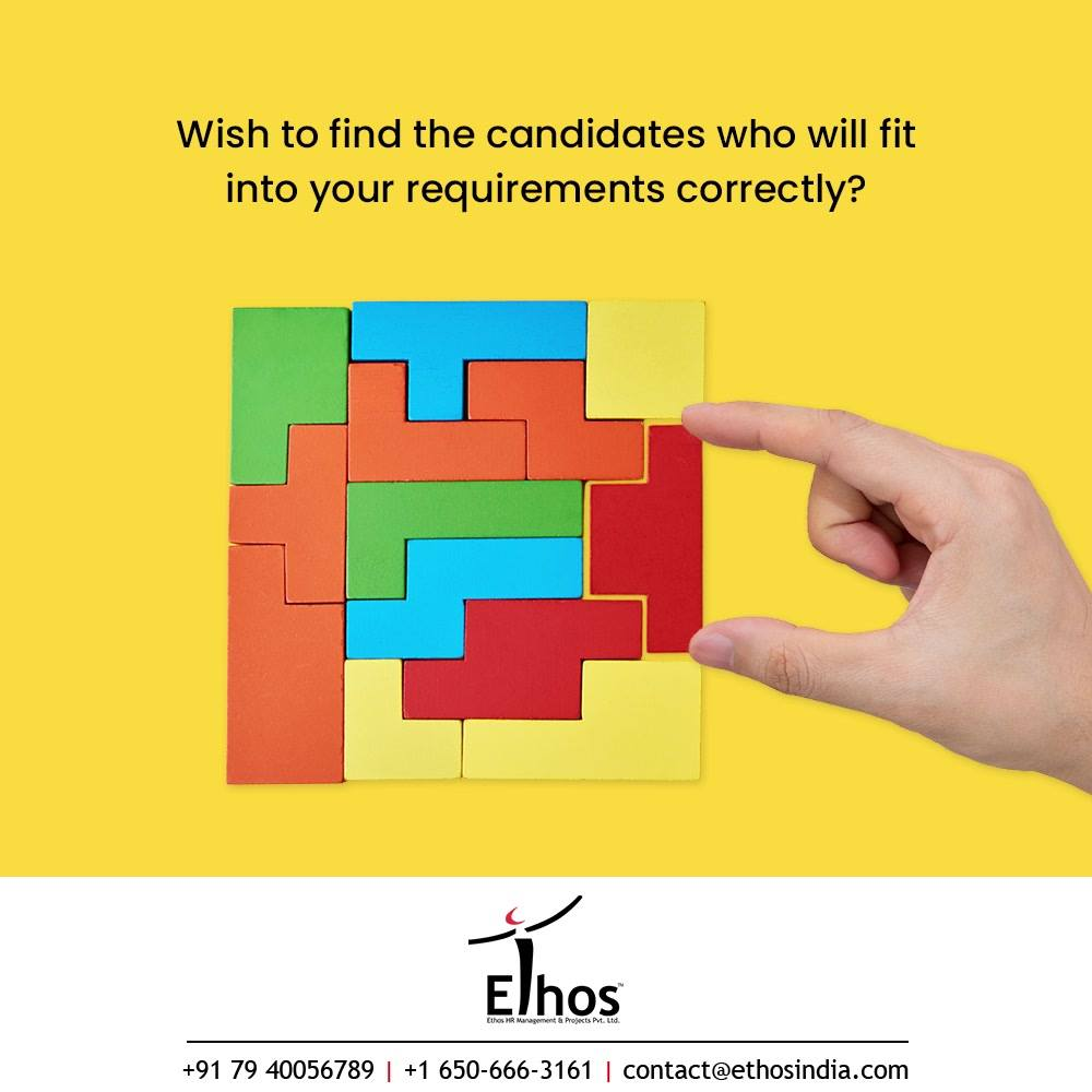 Are you wishing to find and discover the potential candidates who will rightly fit into the job roles and responsibilities?   No-matter whether you are the part of a small start-up or a big enterprise; hiring the right employees is equally important. Become aware of the perks of Psychometric Testing and make use of the psychometric testing tools.  #CareerCounselling #OurServices #CareerOpportunity #EthosIndia #Ahmedabad #EthosHR #Ethos #HR #Recruitment #CareerGuide #India
