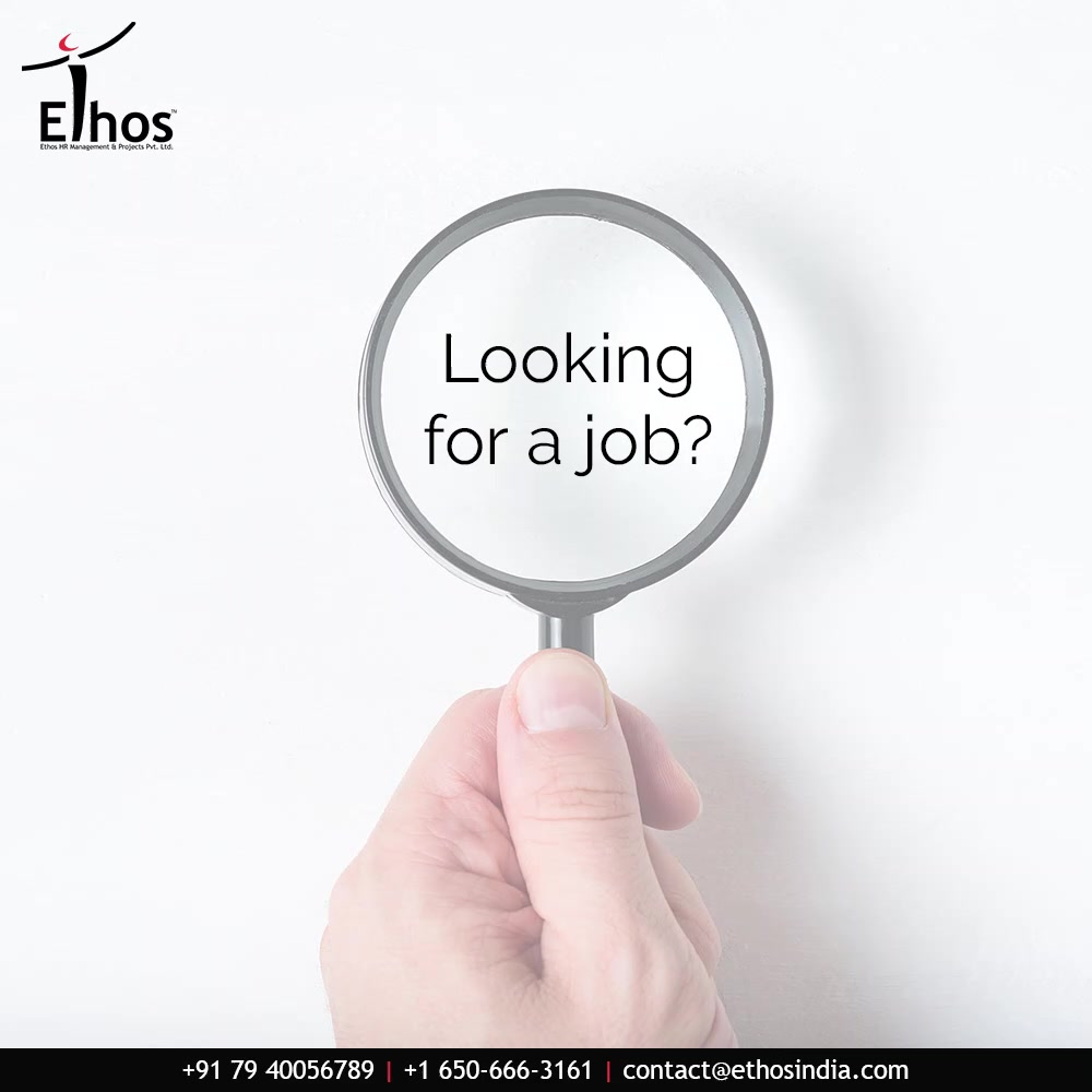 It in not an easy game to find the job of your choice all the time but that doesn't mean that you give up your heart.  Stay focused & get in touch with the expert career guide; Ethos India.  #EthosHR #Ethos #HR #Recruitment #CareerGuide #India