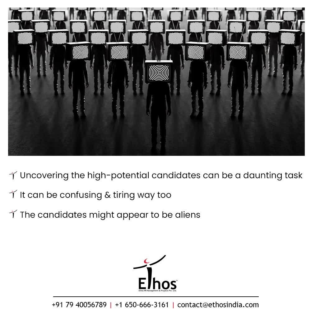 Uncovering the high-potential candidates can be a daunting task; it can be confusing & tiring way too. The candidates might appear to be aliens even to the recruiters. But believe us the solutions will always be better than the confusions. The Psychometric Test will help you to de-clutter the clutter & confusions, by revealing the traits of job applicants. The tried and tested psychometric tests will help you to pick & choose the right candidates for your organization more effectively.  #CareerCounselling #OurServices #CareerOpportunity #EthosIndia #Ahmedabad #EthosHR #Ethos #HR #Recruitment #CareerGuide #India