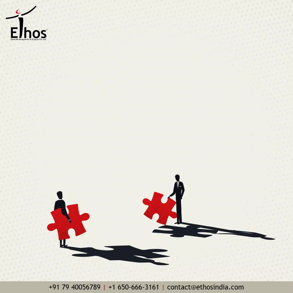 Success can never happen by chance; success happens when preparation meets opportunity.  At Ethos India, we help you to grow and excel in your career.   #EthosHR #Ethos #HR #Recruitment #CareerGuide #India