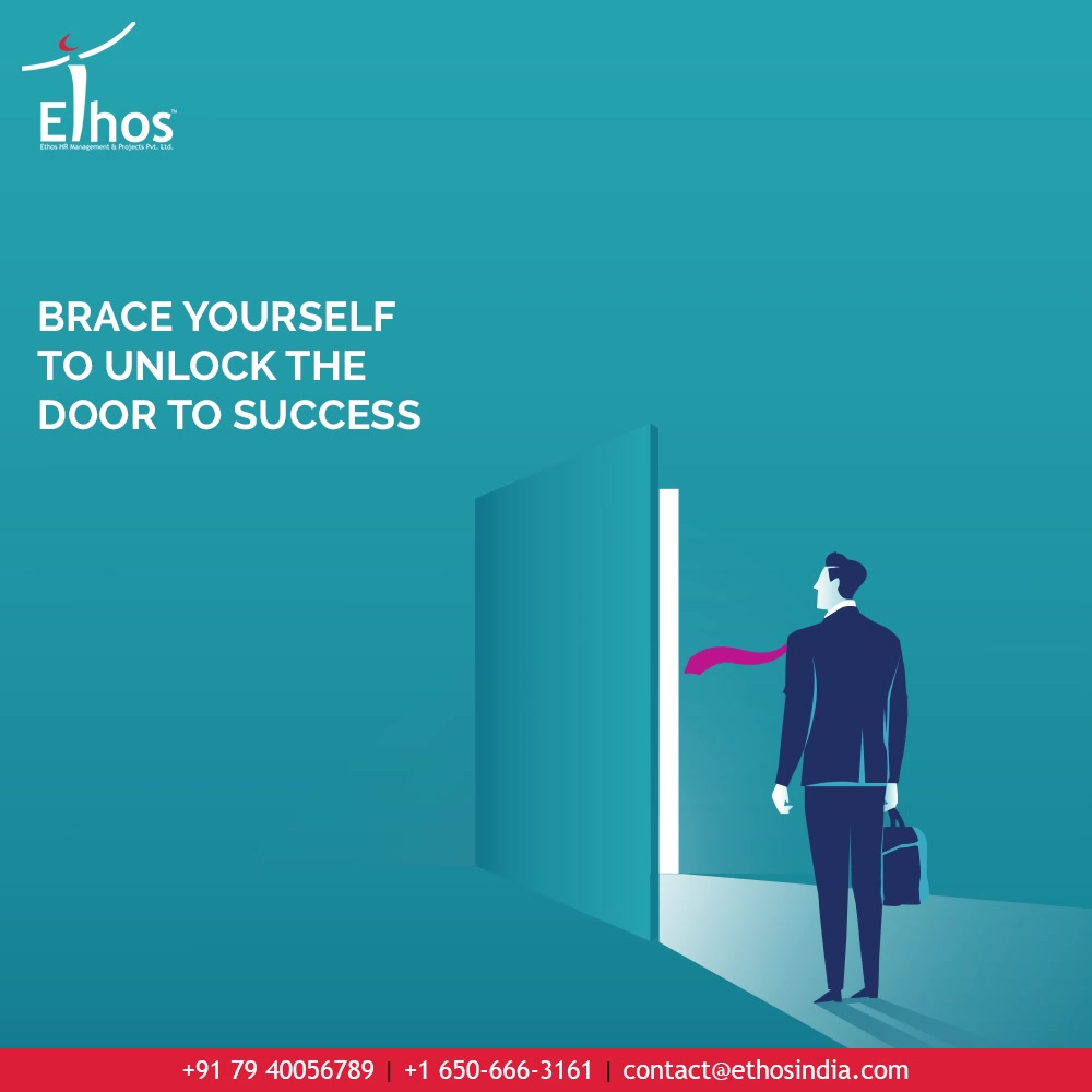 Brace yourself to embrace the career opportunities and unlock the door to success.  Get in touch with the expert career guide; Ethos India today!  #UnlockTheDoorToSuccess #JobRecruitment #EmployeeHiring #CareerCounselling #OurServices #CareerOpportunity #EthosIndia #Ahmedabad #EthosHR #Ethos #HR #Recruitment #CareerGuide #India