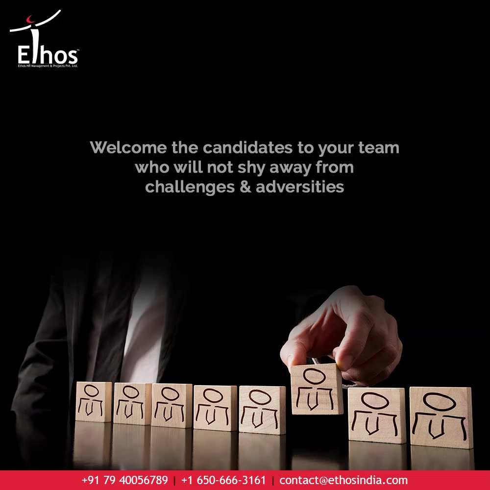 How sound and strategic you business strategy is? Remember that the art of hiring is too a part of the business strategy so stay careful while hiring.  Welcome the candidates to your team who will not shy away from challenges & adversities during the time of crisis.  #JobRecruitment #EmployeeHiring #CareerCounselling #OurServices #CareerOpportunity #EthosIndia #Ahmedabad #EthosHR #Ethos #HR #Recruitment #CareerGuide #India